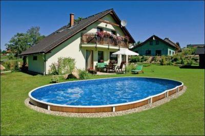 Základ pod bazén